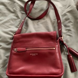 COACH 21194 LEGACY ARCHIVAL RAMBLER LEATHER